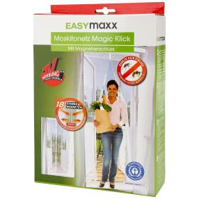 Moskitonetz Magic Klick mit Magnetverschluß