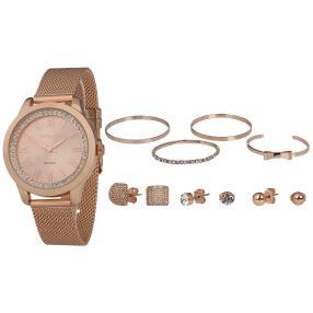 EXCELLANC Geschenkset mit Uhr