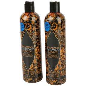 MACADAMIA OIL Shampoo 2x 400 ml