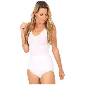 2er Set Damen-Form-Unterwäsche seamless weiß