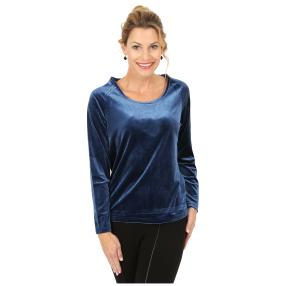 FASHION NEWS Wellness-Shirt blau