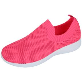TOPWAY FLEX FOAM Damen Slipper, neonpink