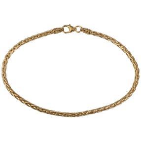 "Armband ""Spiga"" 585 Gelbgold"
