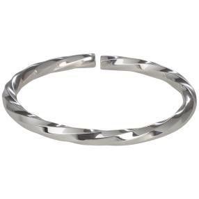 Armreif 999 Silber ca. 40,5 g