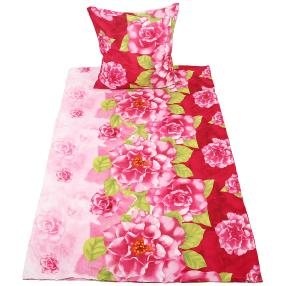 AllSeasons Bettwäsche 2-teilig rosa