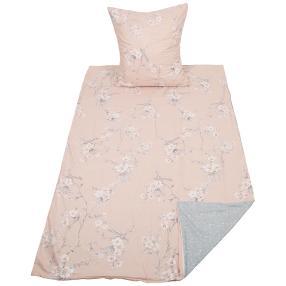 AllSeasons Bettwäsche 2-teilig, rosa floral
