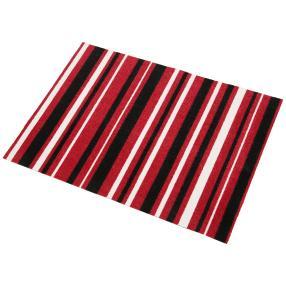 Türmatte Streifen rot, 50 x 70 cm
