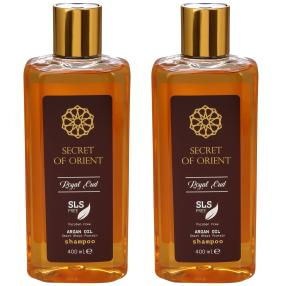 SECRET OF ORIENT Shampoo Duo 2x 400 ml
