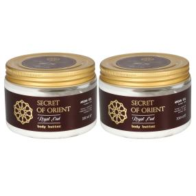 SECRET OF ORIENT Body Butter Duo 2x 300ml