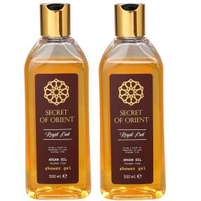 SECRET OF ORIENT Showergel Duo 2x 300 ml