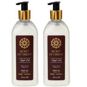 SECRET OF ORIENT Body Lotion Duo 2x 300 ml