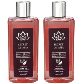 SECRET OF ASIA Shampoo Duo 2x 400 ml