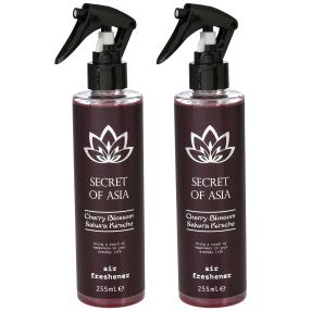 SECRET OF ASIA Raumspray Duo 2 x 255 ml