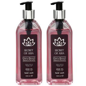 SECRET OF ASIA Hand Wash Duo 2x 300 ml