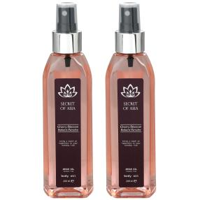 SECRET OF ASIA Body Oil Duo 2x 200 ml