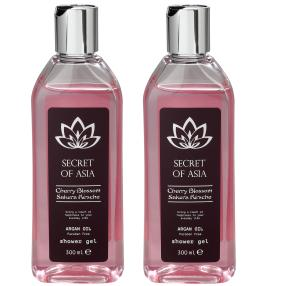 SECRET OF ASIA Shower Gel Duo 2x 300 ml