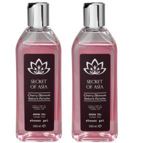 SECRET OF ASIA Shower Gel Duo 2x 300 ml