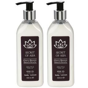 SECRET OF ASIA Body Lotion Duo 2x 300 ml