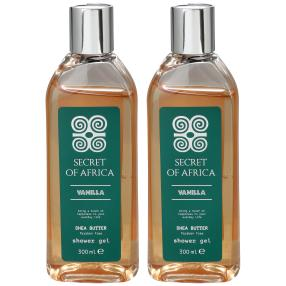 SECRET OF AFRICA Shower Gel Duo 2x 300 ml