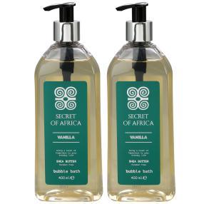 SECRET OF AFRICA Schaumbad Duo 2x 400 ml