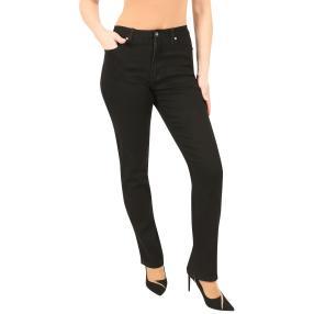 Jet-Line Damen-Jeans 'Payson' deep black