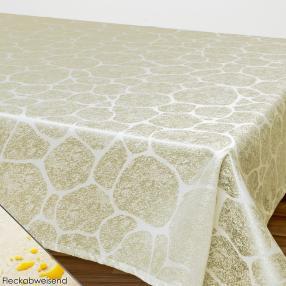 Tischdecke mit Fleckenschutz, 130 x 160 cm