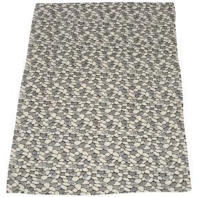 Kuscheldecke Stone grau, 150 x 200 cm