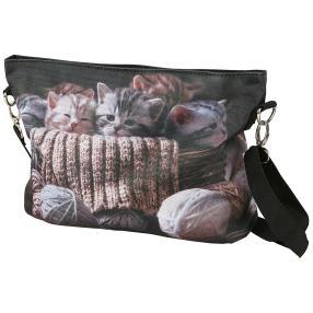 Umhängetasche Katzenbabys
