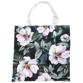 Einkaufstasche Blumen