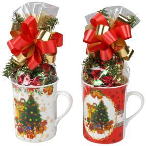 """Tassen """"Weihnachtsbaum"""" 2erSet"""