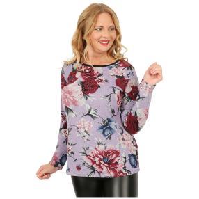 Damen-Feinstrick-Pullover 'Gilian' multicolor