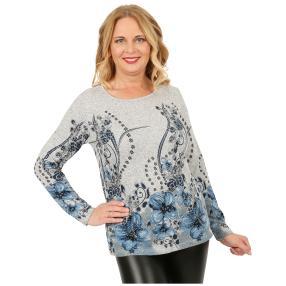 Damen-Feinstrick-Pullover 'Dana' multicolor