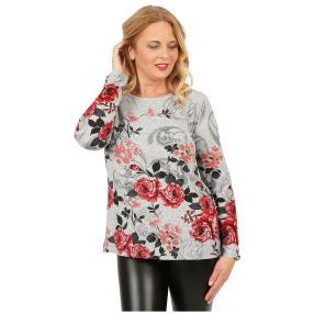 Damen-Feinstrick-Pullover 'Ellie' multicolor