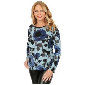 Damen-Feinstrick-Pullover 'Lynn' multicolor