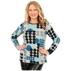 Damen-Feinstrick-Pullover 'Annie' multicolor