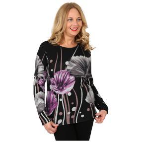 Damen-Feinstrick-Pullover 'Judy' multicolor