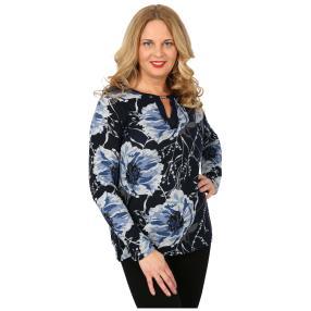 Damen-Feinstrick-Pullover 'Joan' multicolor