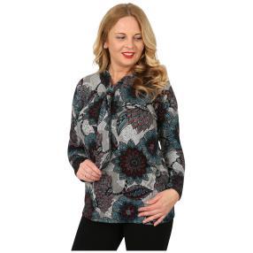 Damen-Feinstrick-Pullover 'Eliza' multicolor