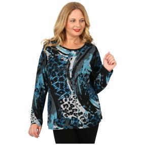 Damen-Feinstrick-Pullover 'Valerie' multicolor