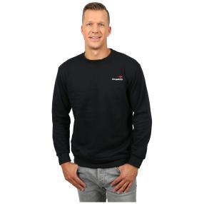 KangaROOS Herren-Sweatshirt schwarz