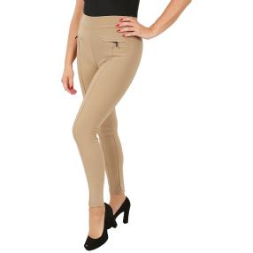 Damen-Hose 'Bamboo Fashion' beige