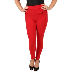 Damen-Hose 'Bamboo Fashion' rot