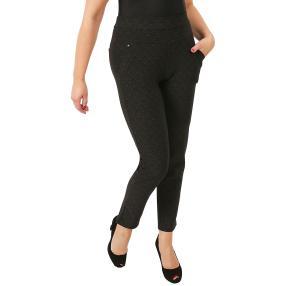 Damen-Hose 'Bamboo Fashion' schwarz