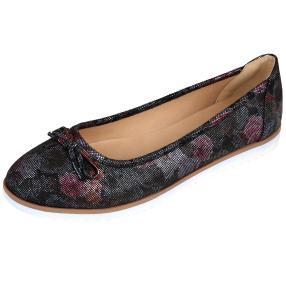 IDENTITY Damen-Slipper Blumen