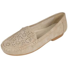 IDENTITY Damen-Slipper Lasercut