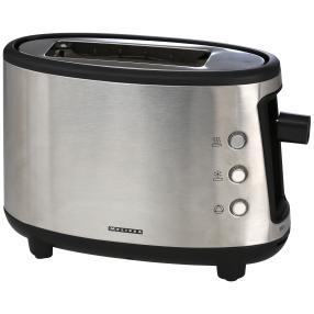 Edelstahl Toaster Kompakt 18,9x27,2x11,1cm