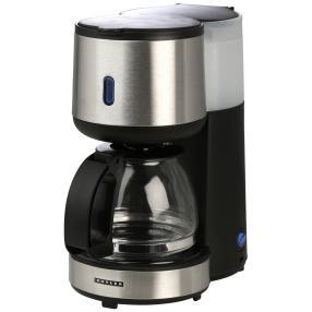 Kaffeemaschine für 4 Tassen Filterkaffee 0,6l