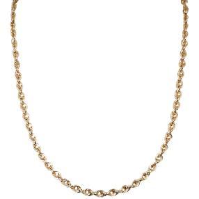 Collier 585 Gelbgold, ca. 45 cm
