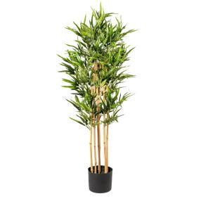 Bambus Naturstamm 130 cm