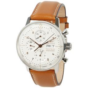 """Iron Annie Herren Chronometer """"100 Jahre Bauhaus"""""""
